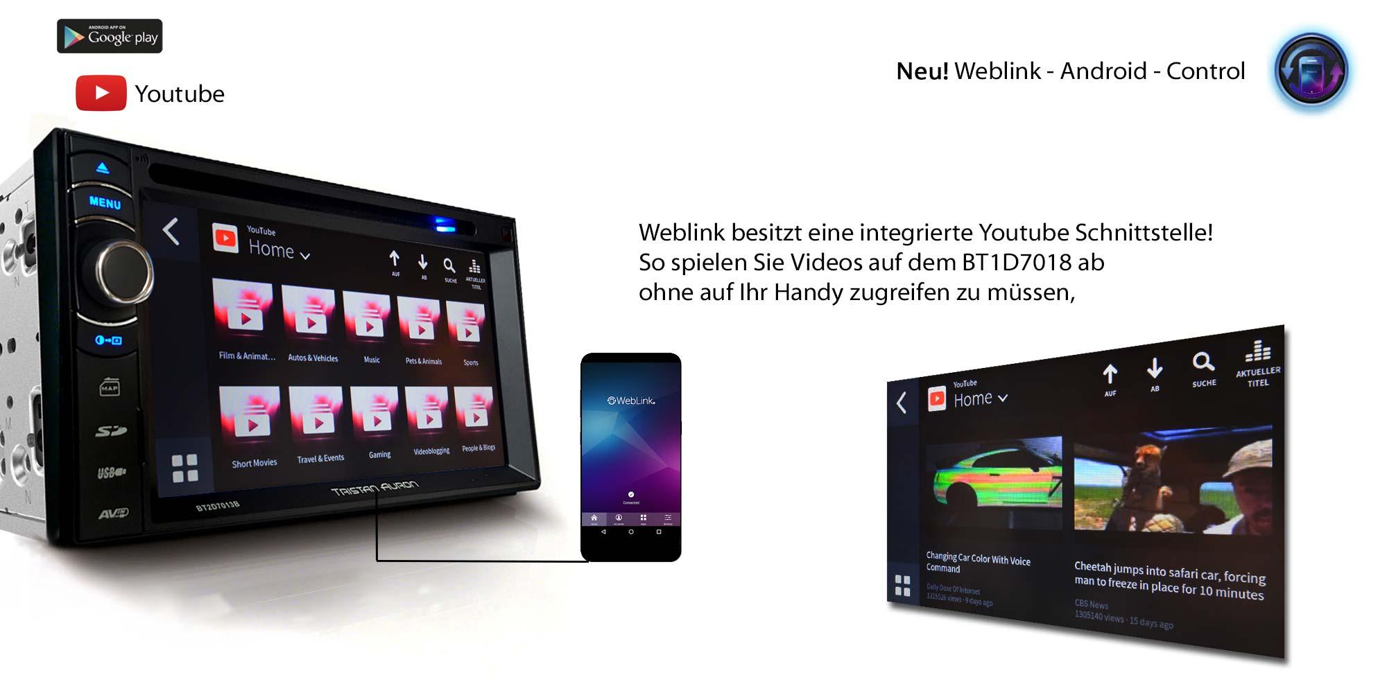 autoradio mit dab navi navigation bluetooth touchscreen. Black Bedroom Furniture Sets. Home Design Ideas